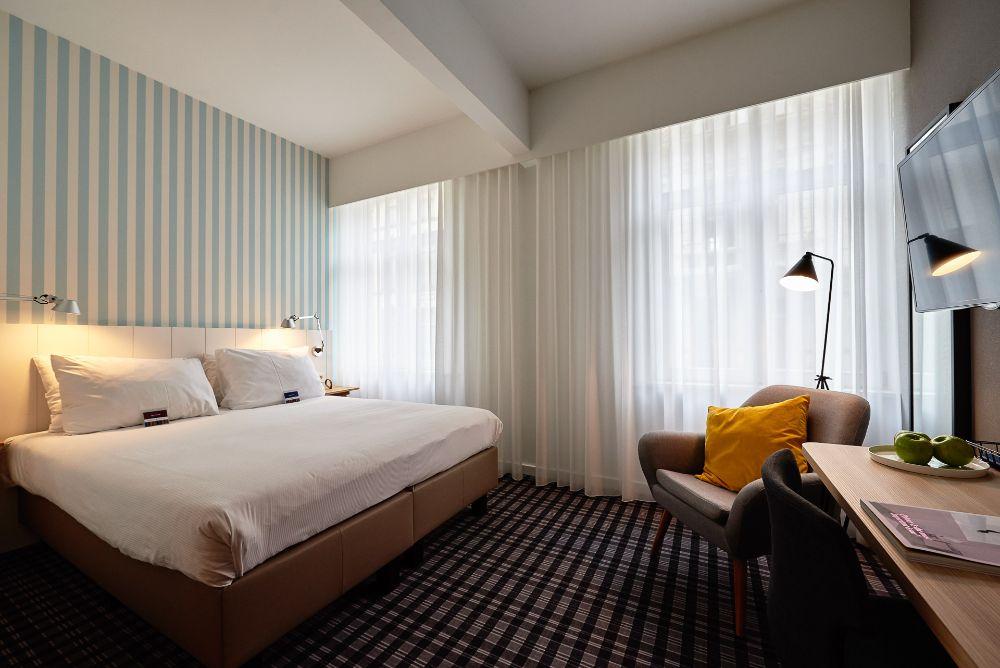 Leopold hotel in Oostende
