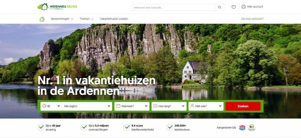 Ardennes Relais: specialist in vakantiewoningen in heel de Ardennen