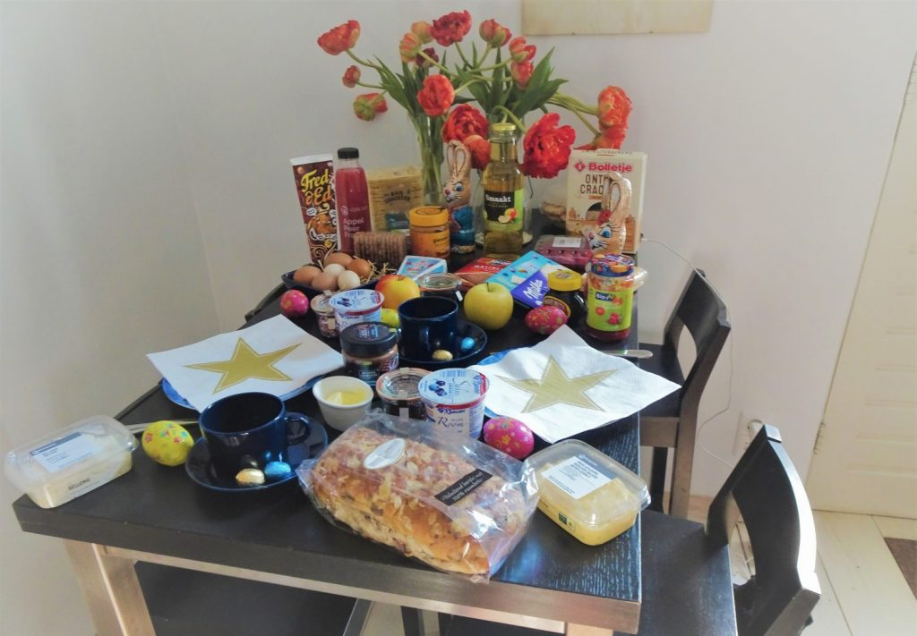 Darley's bed & breakfast Hilversum – uitgebreid ontbijt