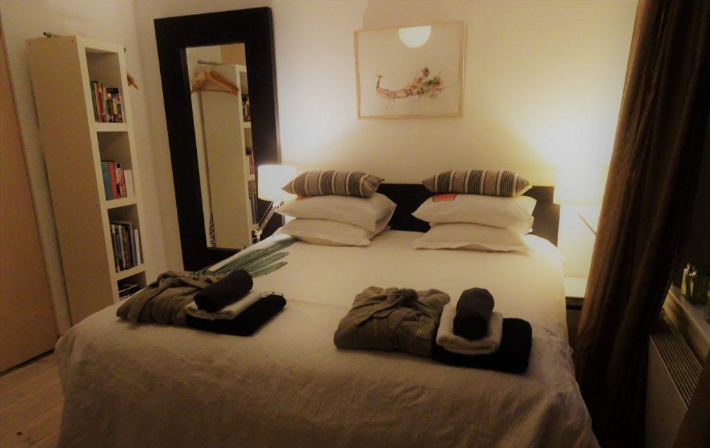 Darley's bed & breakfast Hilversum – slaapkamer